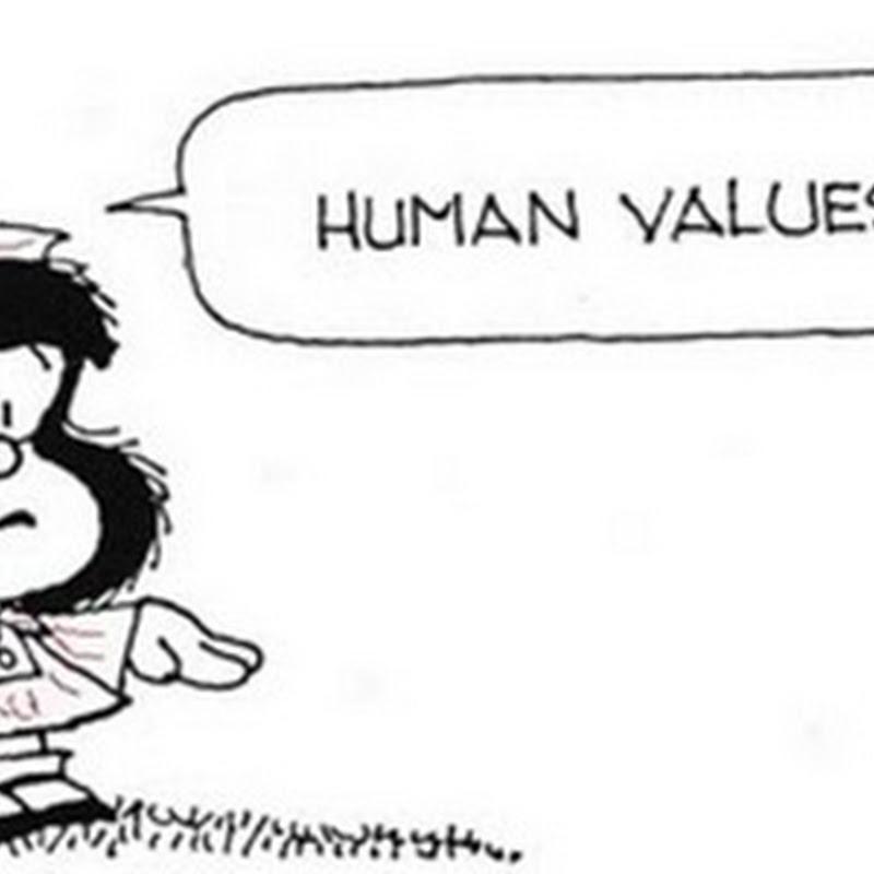 Día Argentino de los Valores Humanos