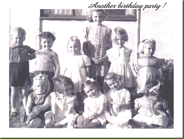 Another birthday party