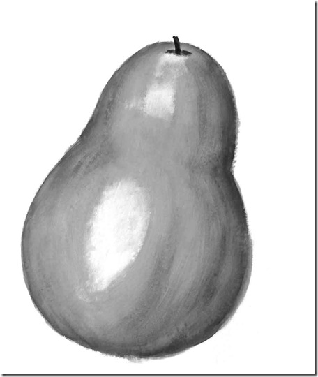 how-to-paint-pear-7