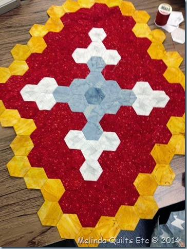 1014 Michele's Floor Quilt