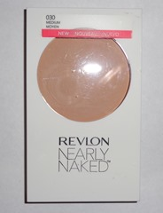 Revlon Nearly Naked Pressed Powder Medium