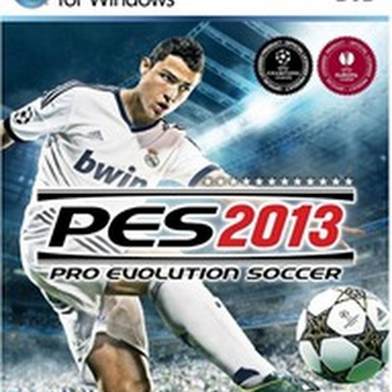PES merupakan game sepak bola (Free Download PES 2013 Full Version)