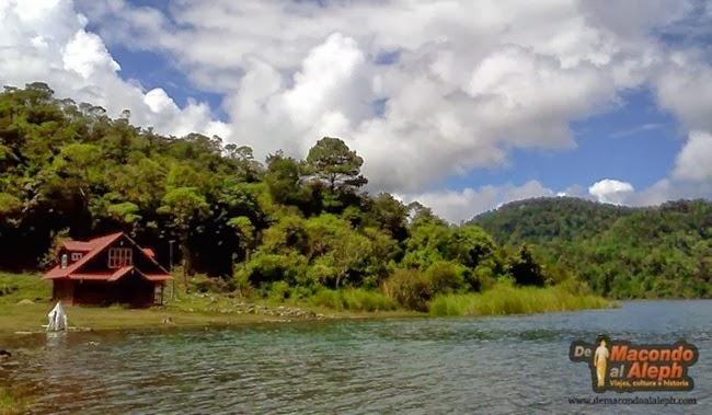Visitar los Lagos de Montebello Chiapas 2
