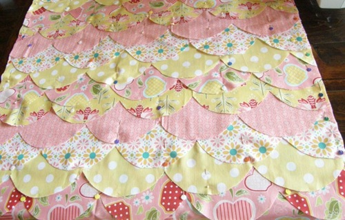 Ready to sew Baby Quilt Tutorial