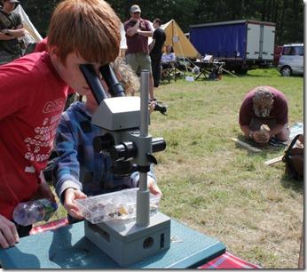 Woodlife Trails Microscope