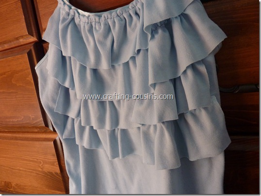 Crafty Cousins' ruffle tank tutorial (11)