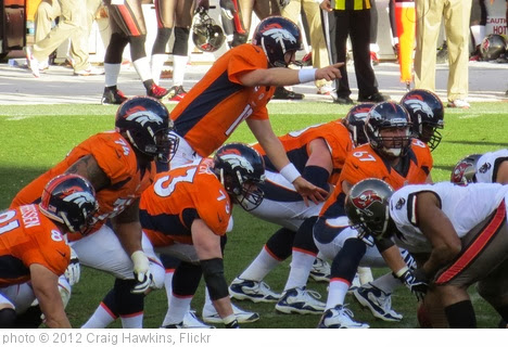 'More Broncos Offense' photo (c) 2012, Craig Hawkins - license: http://creativecommons.org/licenses/by-nd/2.0/