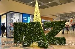 Glória Ishizaka - Luzes de Natal 2013 - Porto  12  Shopping cidade do Porto 2