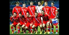 Rusia enfrenta a Eslovaquia