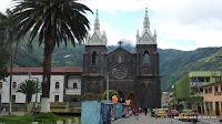 Kirche in Banos