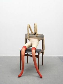 SARAH LUCAS - HQ1-SL0051S Bunny gets Snookered #10 i
