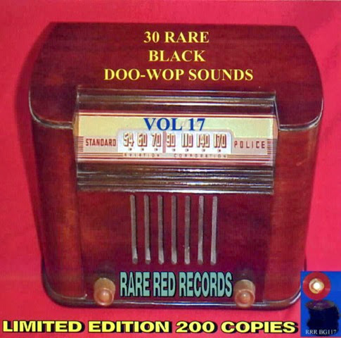 Rare Black Doo-Wop Sounds Vol. 17 - 31 - Front
