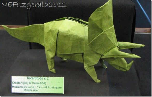 IMG_0648Origami Triceratops