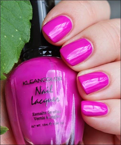Magenta Kleancolor Neon Amethyst 4