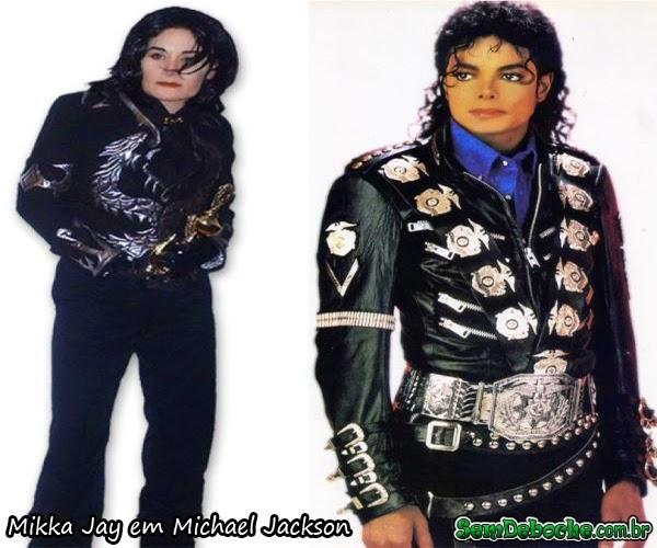 Mikka Jay em Michael Jackson