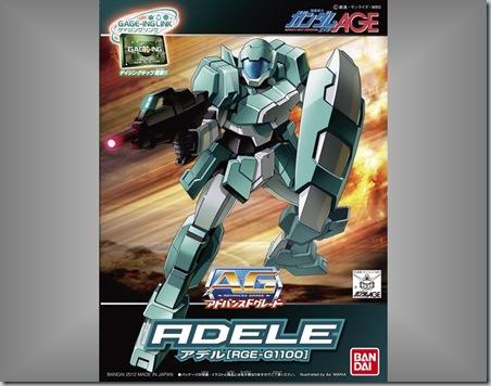 Gundam Adele