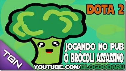 Dota 2: Jogando no PUB - O Brócolis Assassino
