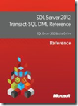 Transact-SQL Data Manipulation Language (DML) Reference