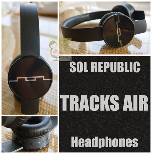 SOL REPUBLIC Tracks AIR Headphones Giveaway at Woven by Words