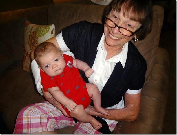Grandma's 75th 015