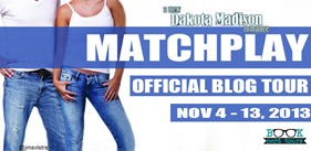 {Review+This or That+Giveaway} Matchplay by Dakota Madison