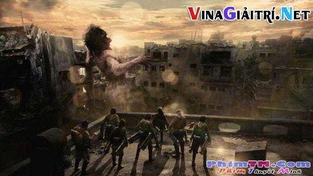 Xem Phim Đại Chiến Titan 2: Tận Thế - Attack On Titan 2: End Of The World - Live Action - phimtm.com - Ảnh 2