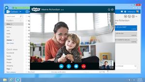 Skype in Outlook.com