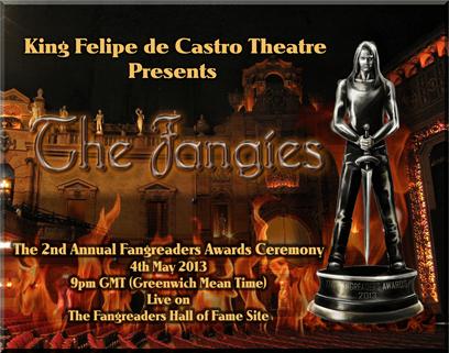 King Felipe de Castro Theatre  Banner
