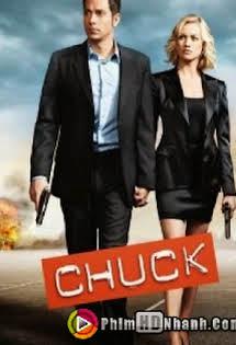 Chàng Điệp Viên Tay Mơ 3 - Chuck Season 3