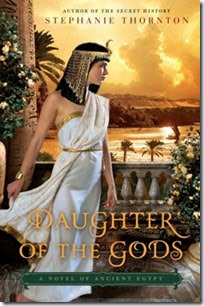 Daughter of the Gods Cover