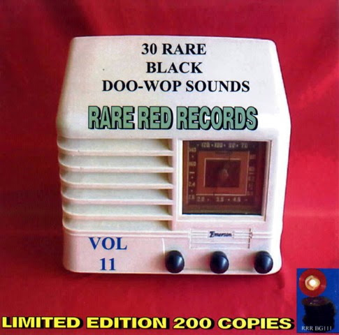 Rare Black Doo-Wop Sounds Vol. 11 - 31 Front
