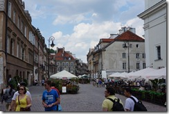 New Town, Warsaw