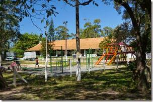 Play Ground e área de lazer