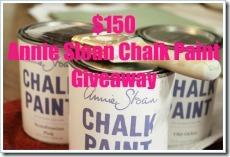 chalk paint giveaway button