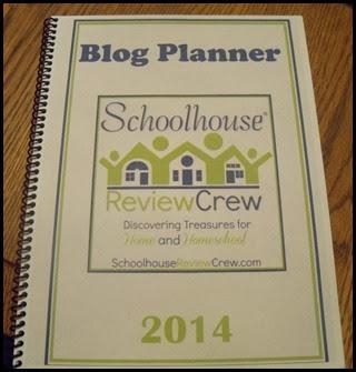 Spiral Bound Planner for 2014