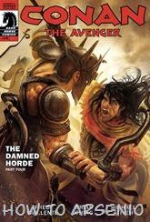 Actualización 07/02/2015: Conan el Vengador- Zur en las traducciones y Descargas69 en las maquetas, nos traen Conan el Vengador #10.