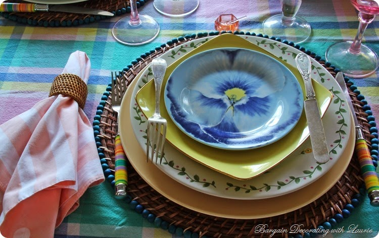 Garden Tablescape 3