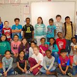 WBFJ Cici's Pizza Pledge - Kimmel Farm Elementary - Ms. Paquette's 3rd Grade Class - WS - 4-16-14