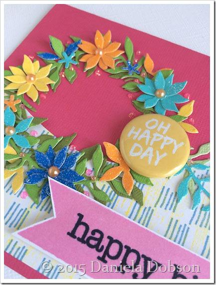 Happy birthday close 2 by Daniela Dobson