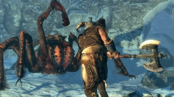 Skyrim gameplay2