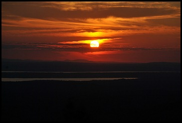 06d - Sunset - from pulloff - closeup