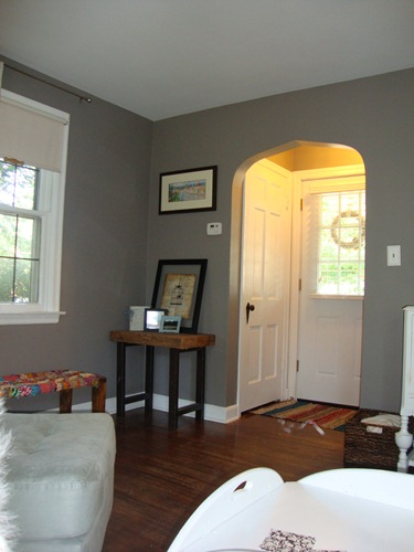 dovetail gray by sherwin williams