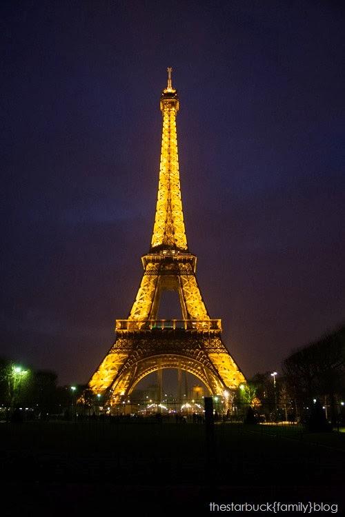 First Day in Paris-Eiffel Tower blog-36