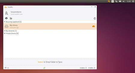 Seafile  in Ubuntu Linux