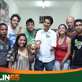 """""""Juventude 65"""" junto com UNE"""