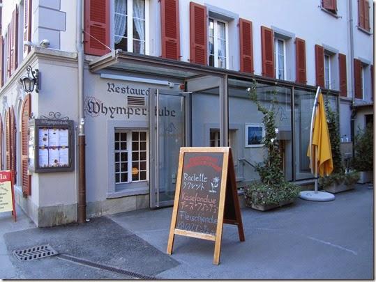 Restaurant Whymper-Stube 1