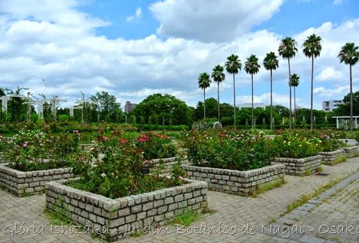 0113 - Glória Ishizaka - Jardim Botânico Nagai - Osaka