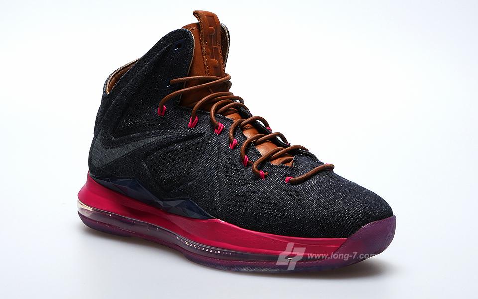 ... Nike Sportswear8217s LeBron X EXT Denim QS 8211 Release Date ...