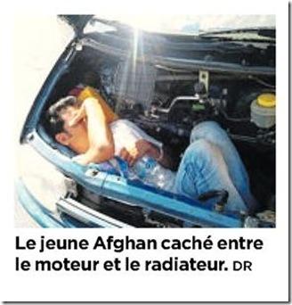 afghan moteur