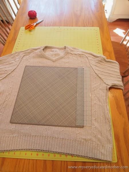 Sweater Pillow 4